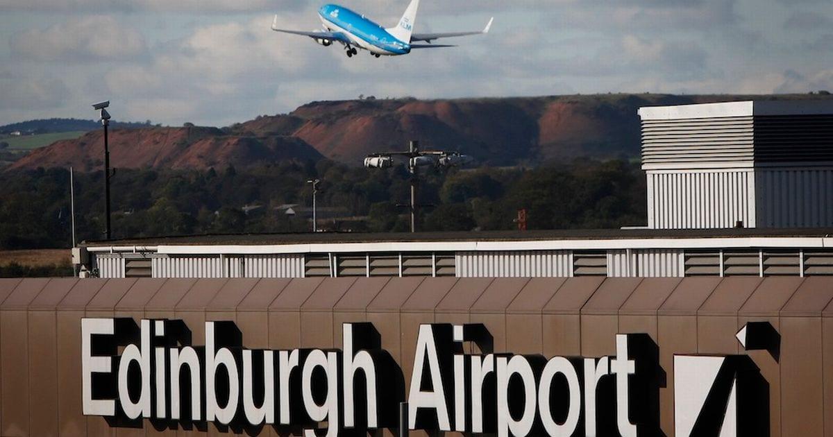 Two orders for Edinburgh Airport
