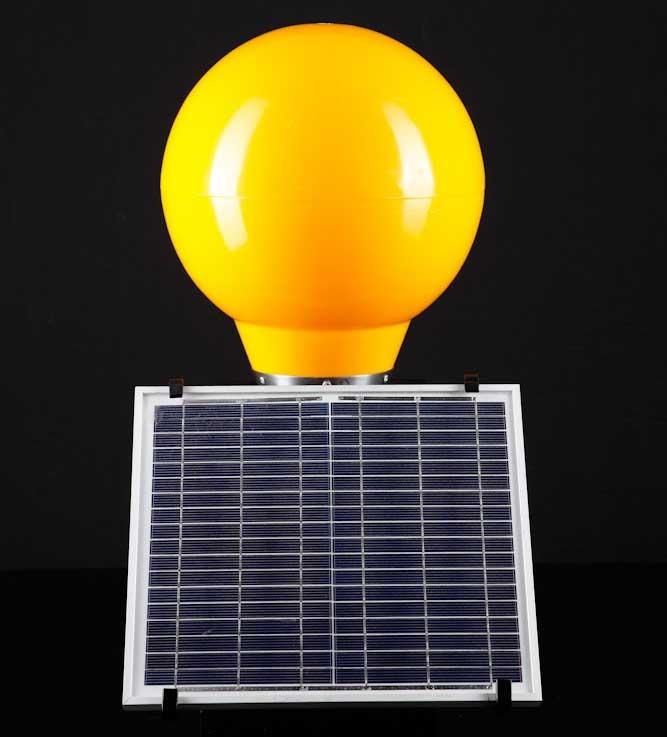 More Ticknall Solar Beacons Installed At Hinkley Point C