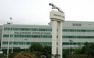 Jaguar Land Rover, Liverpool