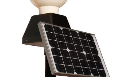 11 TS2508A Mk3 Solar Refuge Beacons for the A46