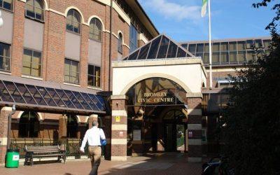 TS2508A Solar Refuge Beacon for Bromley Council